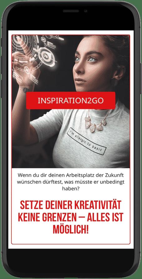 Inspiration to go mit Wiebke Marschner